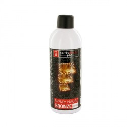 Spray colorant effet nacré Bronze 400 ml