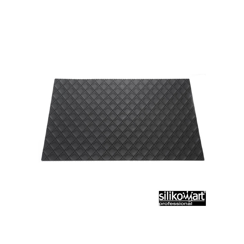 tapis silicone relief effet matelass silikomart 49 cm. Black Bedroom Furniture Sets. Home Design Ideas