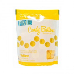 Candy Melts Jaune PME 340 g